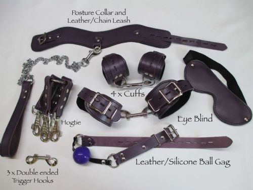 Restraints Sets